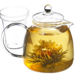 Top Glass Kettle Tea Pots