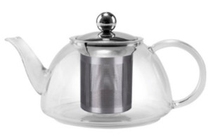 uniware glass tea pot
