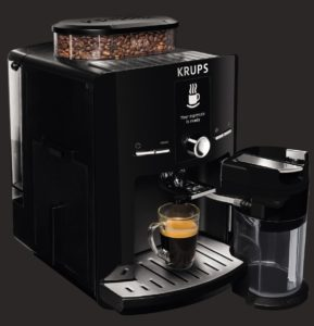 Best Krups espresso machine